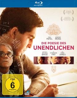 """Das Blu-ray-Cover von """"Die Poesie des Unendlichen"""" (© Wild Bunch Germany)"""