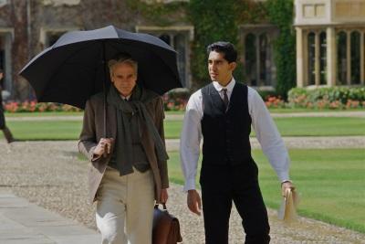 Ramanujan und Hardy werden ein gutes Team(© Wild Bunch Germany)