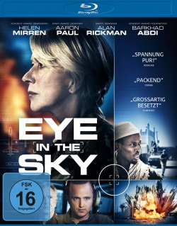 "Das Blu-ray-Cover von ""Eye in the Sky"" (© Universum Film)"