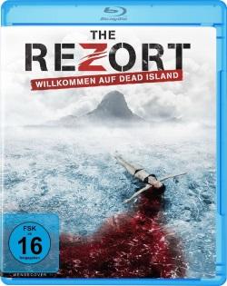 """Das Blu-ray-Cover von """"The Rezort"""" (© Ascot Elite)"""