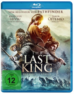 "Das Blu-ray-Cover von ""The Last King"" (© Koch Media)"