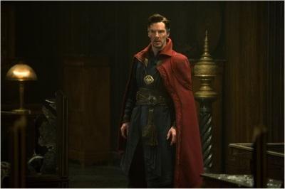 Benedict Cumberbatch als Doctor Strange (© Disney/Marvel)