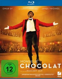 """Das Blu-ray-Cover von """"Monsieur Chocolat"""" (© DCM)"""