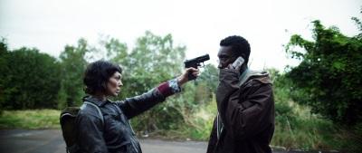 Ian hat Ärger mit Jessica Hyde (© Polyband)