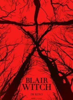 """Das Kino-Plakat von """"Blair Witch"""" (© StudioCanal)"""
