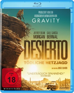 "Das Blu-ray-Cover von ""Desierto"" (© Ascot Elite)"