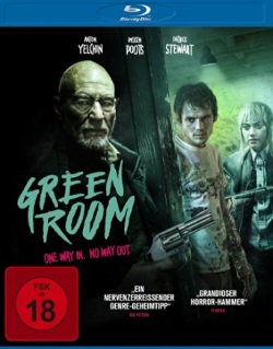 "Das Blu-ray-Cover von ""Green Room"" (© Universum Film)"