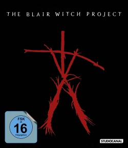 "Das Blu-ray-Cover von ""The Blair Witch Project"" (© StudioCanal)"