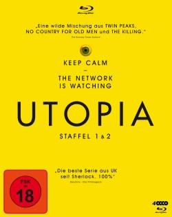"Das Blu-ray-Cover von ""Utopia"" (© Polyband)"