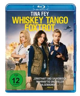 """Das Blu-ray-Cover von """"Whiskey Tango Foxtrot"""" (© Paramount Pictures)"""