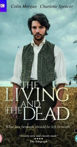 "Das Cover von ""The Living and the Dead"" (© BBC)"