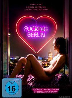 "Das DVD-Cover von ""Fucking Berlin"" (© Eurovideo)"