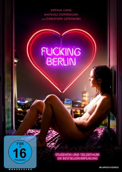 "Das DVD-Cover von ""Fucking Berlin"" (© Eurovideo)"