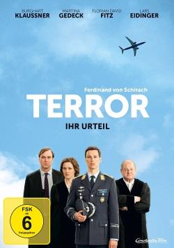 """Das DVD-Cover von """"Terror - Ihr Urteil"""" (© Constantin Film)"""