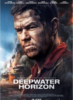 """Das Hauptplakat von """"Deepwater Horizon"""" (© StudioCanal)"""