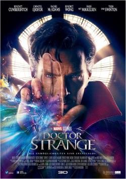 """Das Hauptplakat von """"Doctor Strange"""" (© Disney/Marvel)"""