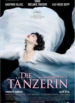 """Das Kino-Plakat von """"Die Tänzerin"""" (© Prokino)"""