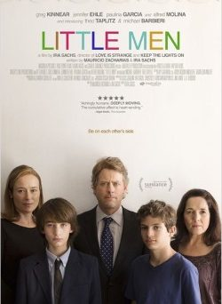 "Das Plakat von ""Little Men""(© Magnolia Pictures)"