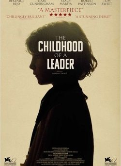 "Das Plakat von ""The Childhood of a Leader"" (© Scope Pictures)"