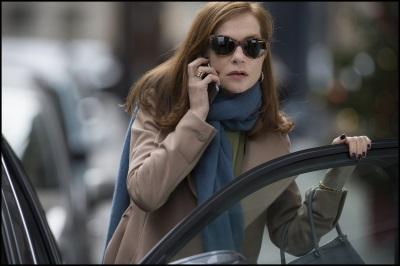 Isabelle Huppert als Michèle (© 2016 SBS Productions, Twenty Twenty Vision Filmproduktion, France 2 Cinéma & Entre Chien et Loup)