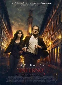 "Das Kino-Plakat von ""Inferno"" (© Sony Pictures Germany)"