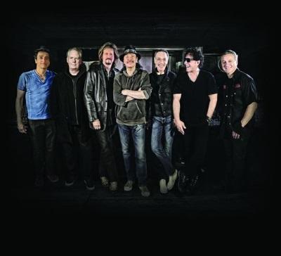 Die alte Band wieder vereint (© Edel, Eagle Vision)