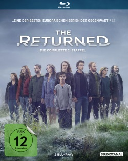 "Das Blu-ray-Cover der zweiten Staffel von ""The Returned"" (© StudioCanal)"