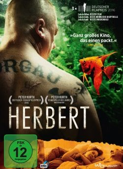 "Das DVD-Cover von ""Herbert"" (© Wild Bunch Germany)"