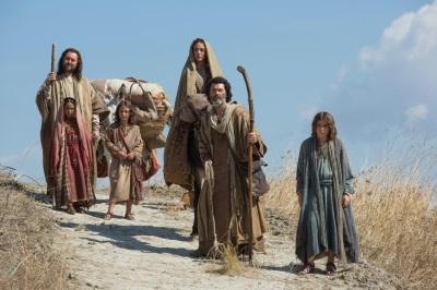 Jesus zieht mit seiner Familie zurück nach Nazareth (© Concorde Home Entertainment)