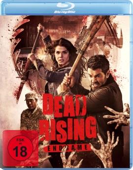 "Das Blu-ray-Cover von ""Dead Rising: Endgame"" (© Polyband)"