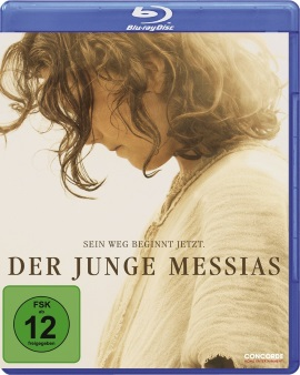 "Das Blu-ray-Cover von ""Der junge Messias"" (© Concorde Home Entertainment)"