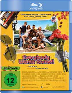 "Das Blu-ray-Cover von ""Everybody Wants Some!!"" (© Constantin Film)"