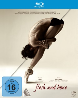 "Das Blu-ray-Cover von ""Flesh and Bone"" (© Polyband)"