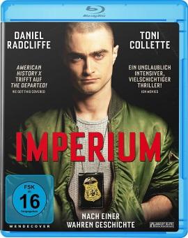 """Das Blu-ray-Cover von """"Imperium"""" (© Ascot Elite)"""