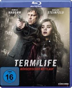 "Das Blu-ray-Cover von ""Term Life"" (© Concorde Home Entertainment)"