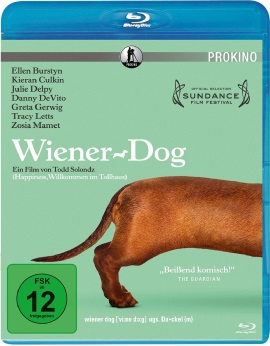 """Das Blu-ray-Cover von """"Wiener Dog"""" (© Prokino)"""
