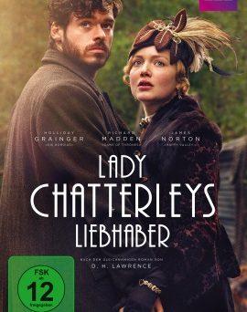 """Das DVD-Cover von """"Lady Chatterleys Liebhaber"""" (© Polyband)"""