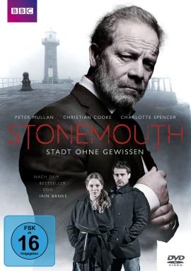"""Das DVD-Cover von """"Stonemouth - Stadt ohne Gewissen"""" (© Polyband)"""