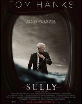 """Das Hauptplakat von """"Sully"""" (© Warner Bros Pictures)"""