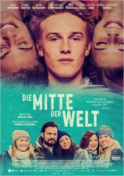 """Das Kino-Plakat von """"Die Mitte der Welt"""" (© Universum Film)"""
