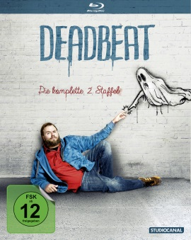 "Das Blu-ray-Cover von ""Deadbeat - Season 2"" (© StudioCanal)"