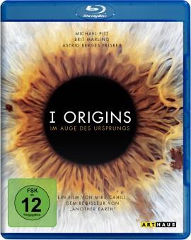 """Das Blu-ray-Cover von """"I Origins"""" (© StudioCanal)"""