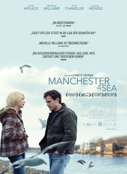 """Das Plakat von """"Manchester by the Sea"""" (© Universal Pictures Germany)"""