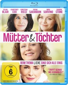 """Das Blu-ray-Cover von """"Mütter & Töchter"""" (© Ascot Elite)"""
