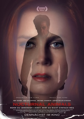 "Das Plakat zu ""Nocturnal Animals"" (© Universal Pictures Germany)"