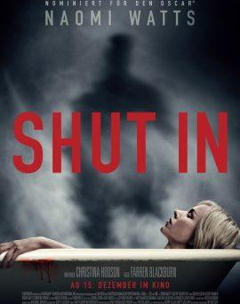 """Das Hauptplakat von """"Shut In"""" (© Universum Film)"""
