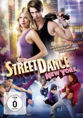 "Das DVD-Cover von ""StreetDance: New York"" (© SquareOne Entertainment/Universum Film)"