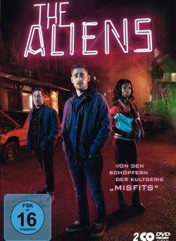 """Das DVD-Cover von """"The Aliens"""" (© Polyband)"""