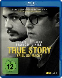 "Das Blu-ray-Cover von ""True Story"" (© StudioCanal)"