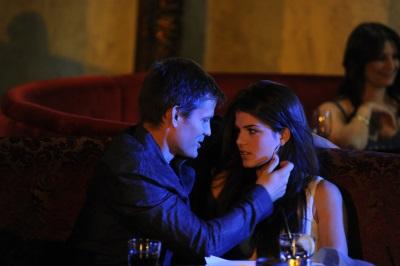 Nach ihrer Flucht möchte Holly den Mörder von Blake selbst fangen (© Tiberius Film)